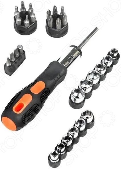 Комплект: отвертка и наконечники SDY-94144