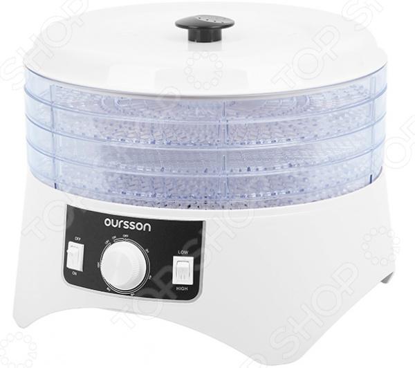 Сушилка для овощей и фруктов Oursson DH1300/IV сушилка oursson dh2303