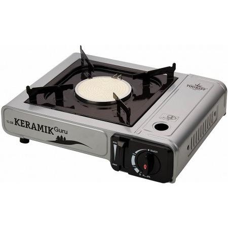 Купить Плита газовая портативная TOURIST TS-200 Keramik Guru