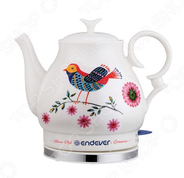 Чайник Endever Skyline KR-410 C цена и фото