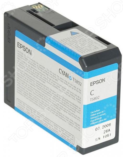 Картридж Epson для Stylus Pro 3800