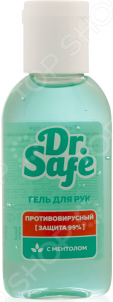 Гель для рук Dr.Safe «Ментол»
