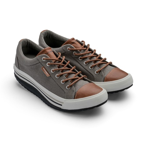 Кеды Walkmaxx Comfort 2.0. Цвет: серый