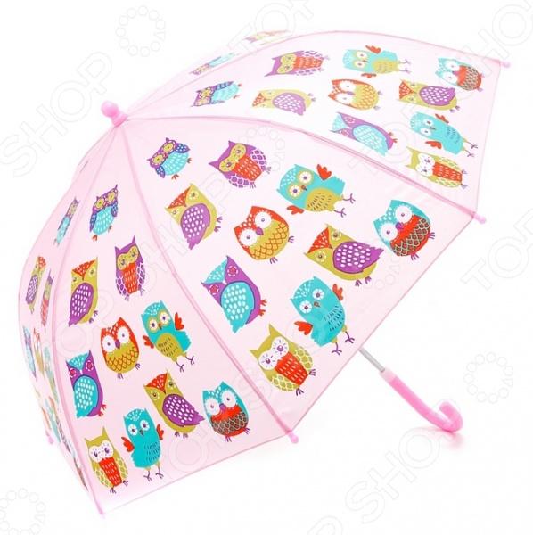 Зонтик детский Mary Poppins «Совушки»