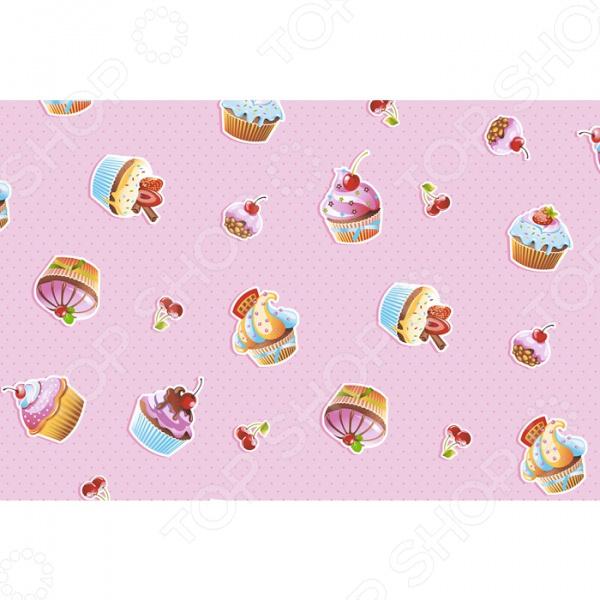 Полотенце кухонное вафельное ТексДизайн «Сластена основной»