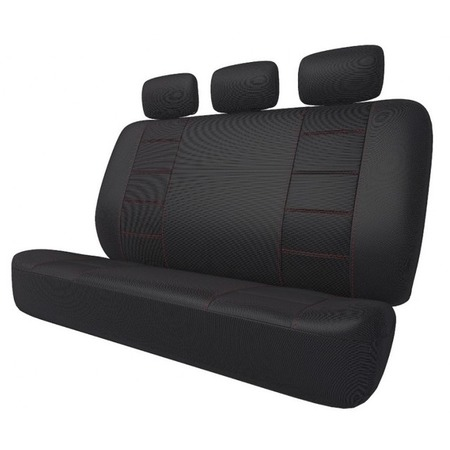Купить Набор чехлов для задних сидений Airline Mitsubishi Outlander (11-), «Лима» ACCS-L-61