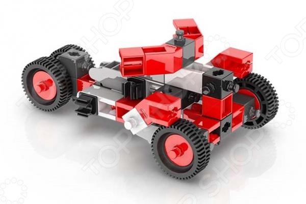 Конструктор игровой Engino Inventor «Мотоциклы» конструктор engino inventor мотоциклы 4 модели pb 12