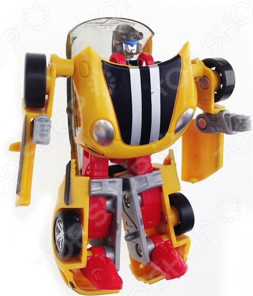 Робот-трансформер Город игр «911»