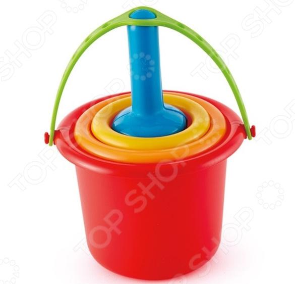 Игрушки для песочницы Hape «Пляжный набор» 5 в 1