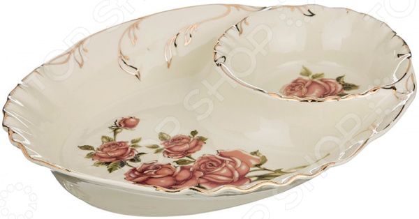 Менажница Lefard «Корейская роза» 126-704