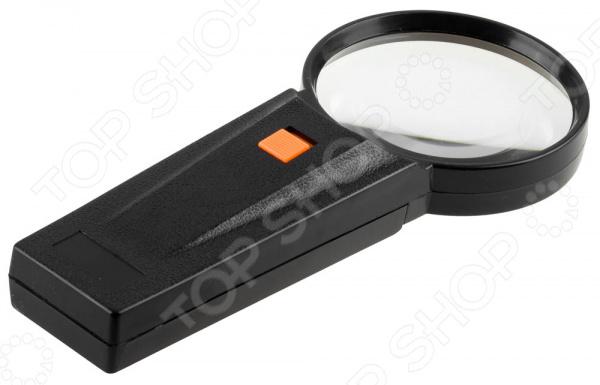 Лупа с подсветкой Stayer Standard 40522 Лупа с подсветкой Stayer 40522-75 /3х