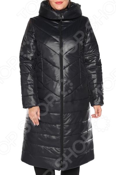Куртка Pit.Gakoff «Морозное утро». Цвет: темно-синий