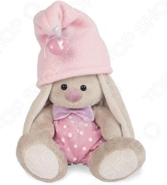 Мягкая игрушка BUDI BASA «Зайка Ми-гномик в розовом»