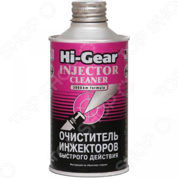 Очиститель инжекторов Hi Gear HG 3216 набор салфеток для сильно загрязненных рук hi gear hg 5585