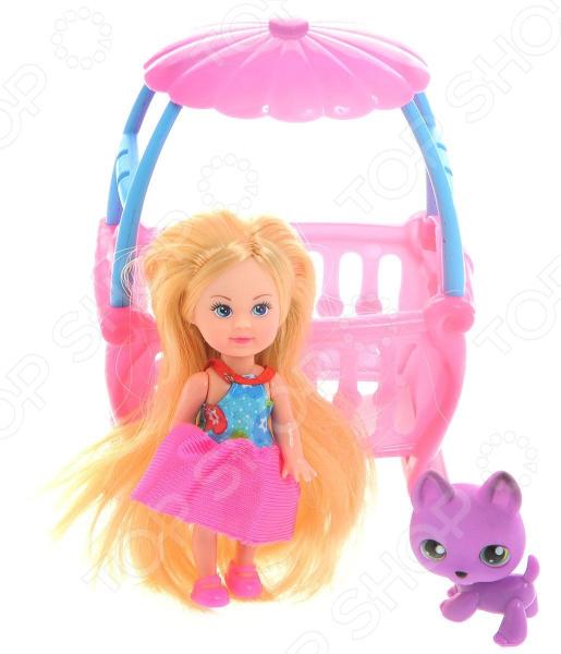 Кукла Mary Poppins «Мегги с кроваткой»