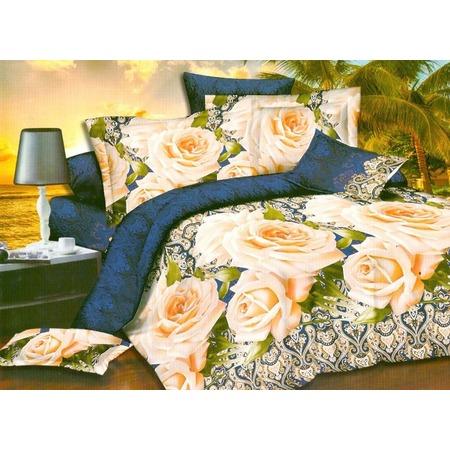 Купить Комплект постельного белья Pandora «Гармония». 1,5-спальный