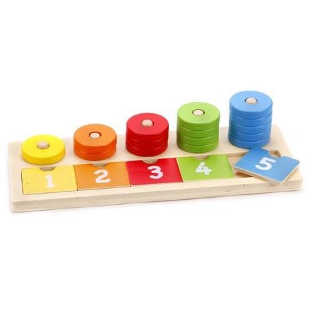 Купить Игра развивающая Mapacha «Учимся считать»