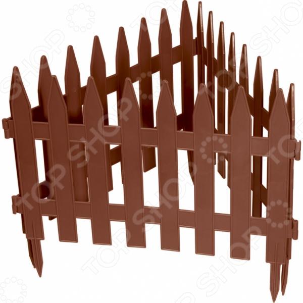 Забор декоративный PALISAD «Рейка» забор декоративный palisad кантри 65003