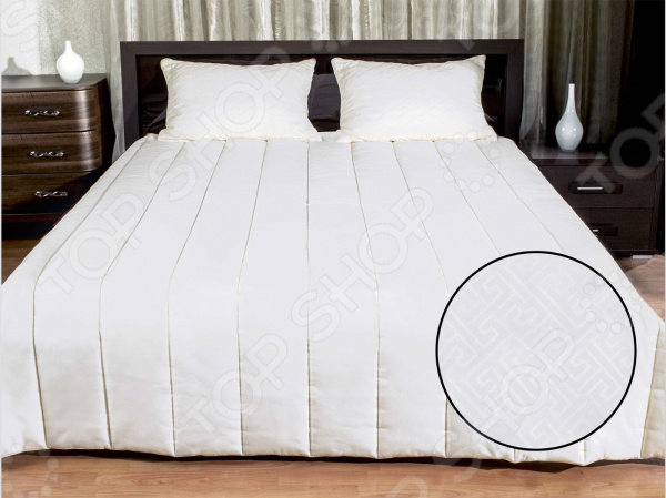 Одеяло Primavelle «Лебяжий пух». Ткань: 100% полиэстер