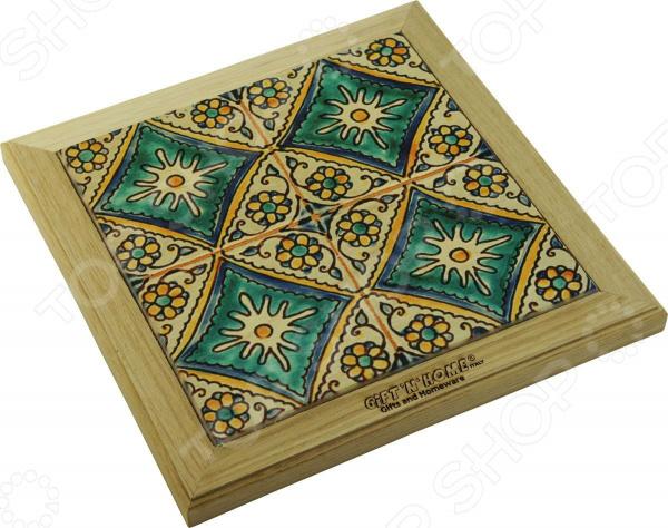 Подставка под горячее Gift'n'home «Испанская мозаика» подставки под телевизоры