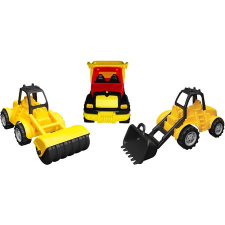 Купить Игровой набор машин «Дорожно-строительная техника»