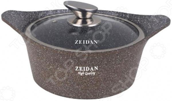Кастрюля с крышкой Zeidan Z 50257 алюминиевая крышка на митсубиси л200