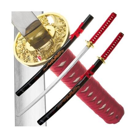 Купить Набор из двух самурайских мечей Dark Age JP-608 Dragon