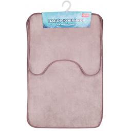 Набор ковриков для ванной комнаты Miolla AB752