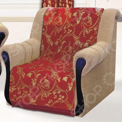 Zakazat.ru: Комплект накидок на кресло МарТекс «Гранат»