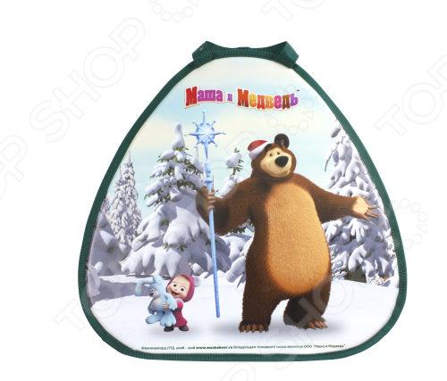 Ледянка треугольная 1 Toy «Маша и Медведь»