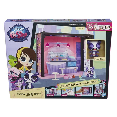 Купить Игровой набор Hasbro «Магазинчик сладостей»