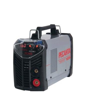 Купить Сварочный аппарат инверторный Ресанта САИ160ПН