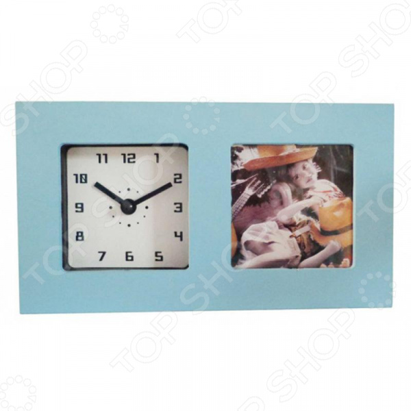 Часы-фоторамка Вега 6409