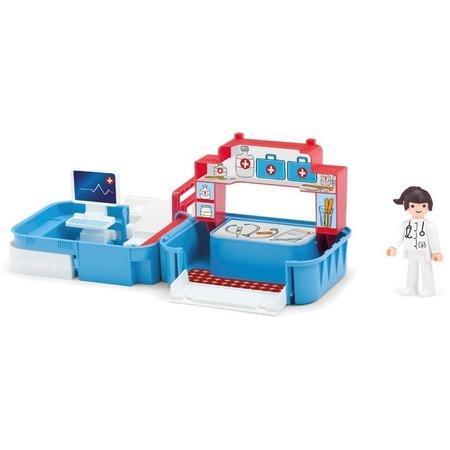 Купить Игровой набор с фигуркой EFKO «Больница»