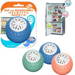 Поглотитель запаха для холодильника Мультидом «Свежесть» J80-160. В ассортименте