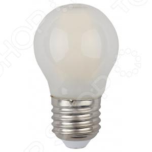 Лампа светодиодная Эра P45-5W-827-E27 frost