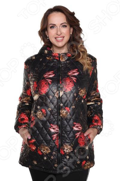 Куртка двухсторонняя Матекс «Вишневый вечер»