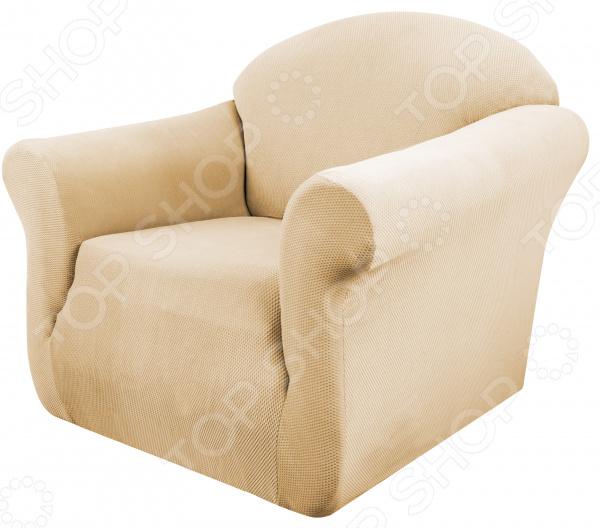 Натяжной чехол на кресло Медежда «Бирмингем»