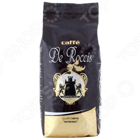Кофе в зернах De Roccis Oro