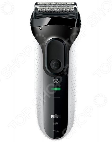 Электробритва Braun 3040TS Series 3 ProSkin электробритва braun series 3 proskin 3010s гель gillette чехол3010s wet