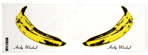 Обложка для студенческого билета Mitya Veselkov «Банан» обложка для студенческого билета mitya veselkov ежик ночью