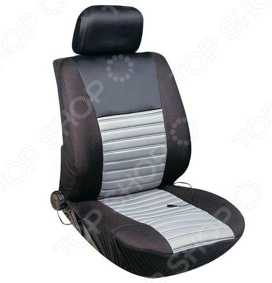 Чехол для сиденья с подогревом и терморегулятором SKYWAY S02202004