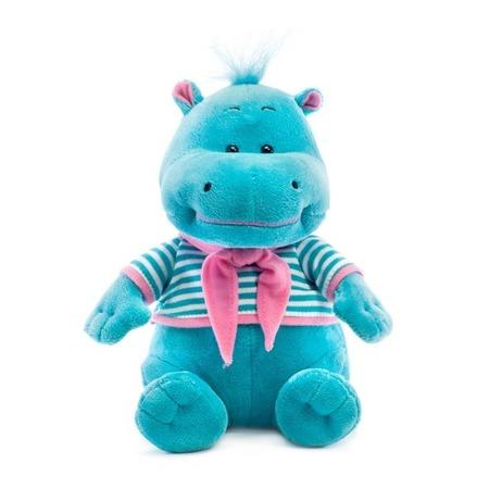 Купить Мягкая игрушка со звуком Bradex «Бегемотик»