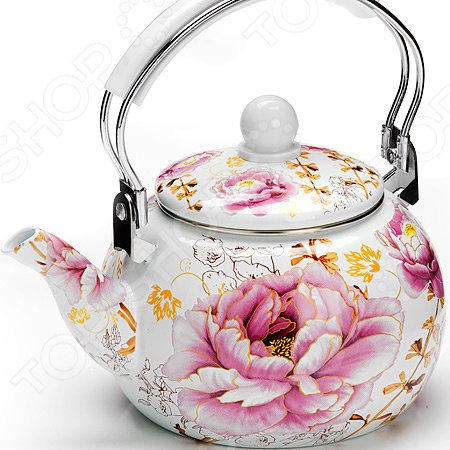 Чайник эмалированный Mayer&amp Boch MB-26490 Mayer&Boch - артикул: 1580349