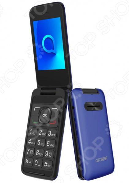 Мобильный телефон Alcatel 3025X телефон dect gigaset l410 устройство громкой связи