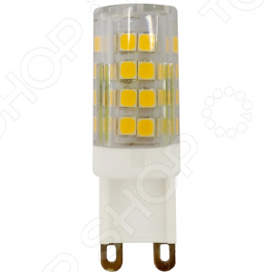 Лампа светодиодная Эра JCD-3,5W-CER-840-G9 светодиодная лампа arlight 014137