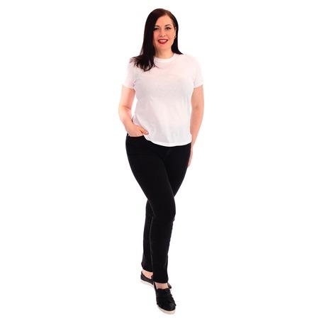 Купить Джинсы женские Laura Amatti «Мираж». Цвет: черный