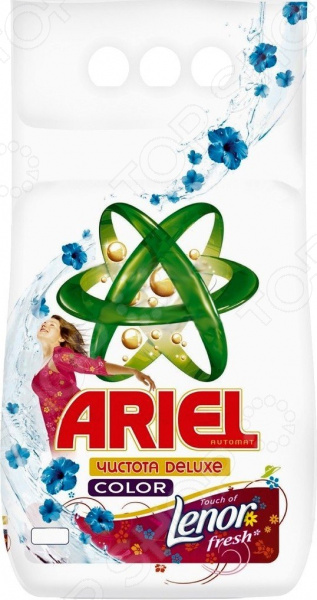 Порошок стиральный Ariel Touch of Lenor Fresh Color