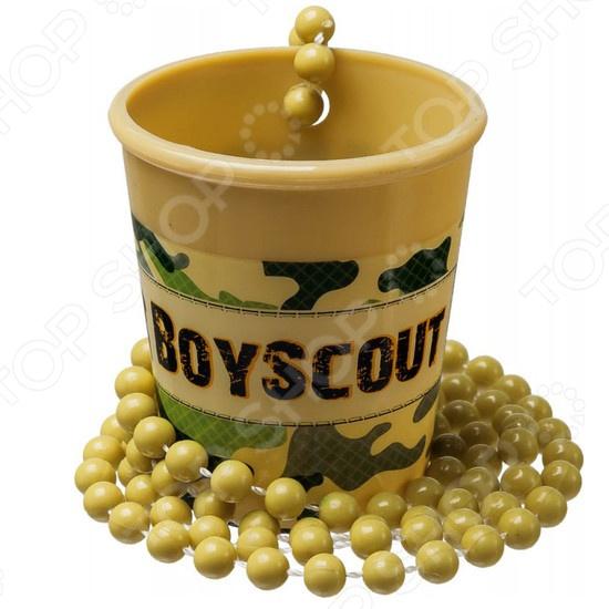 Стопка на цепочке Boyscout «Непотеряйка» Стопка на цепочке Boyscout «Непотеряйка» /