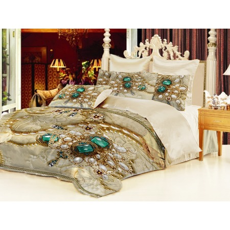 Купить Комплект постельного белья «Фамильные драгоценности». Евро